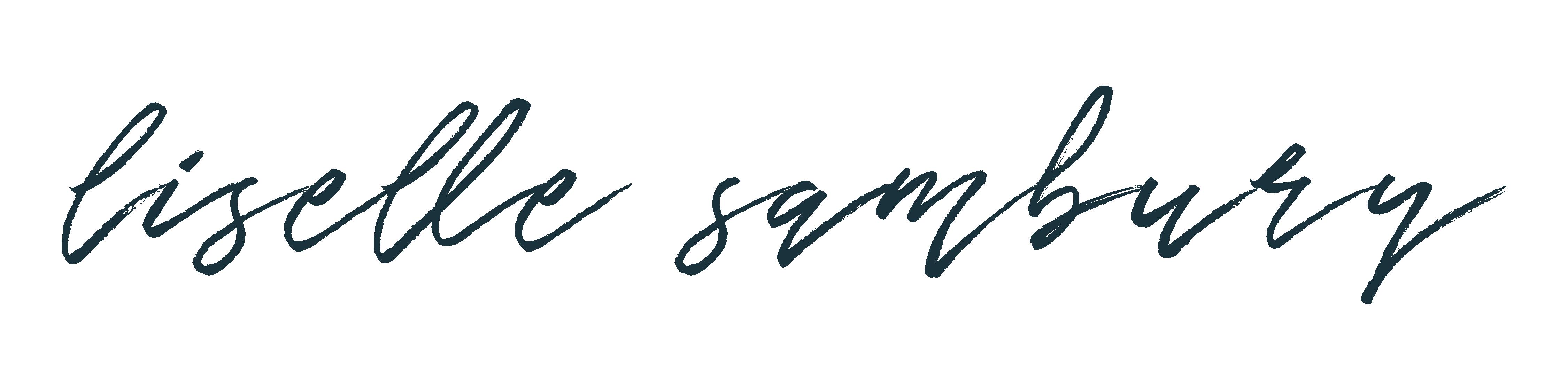 liselle sambury Logo - no subtitle